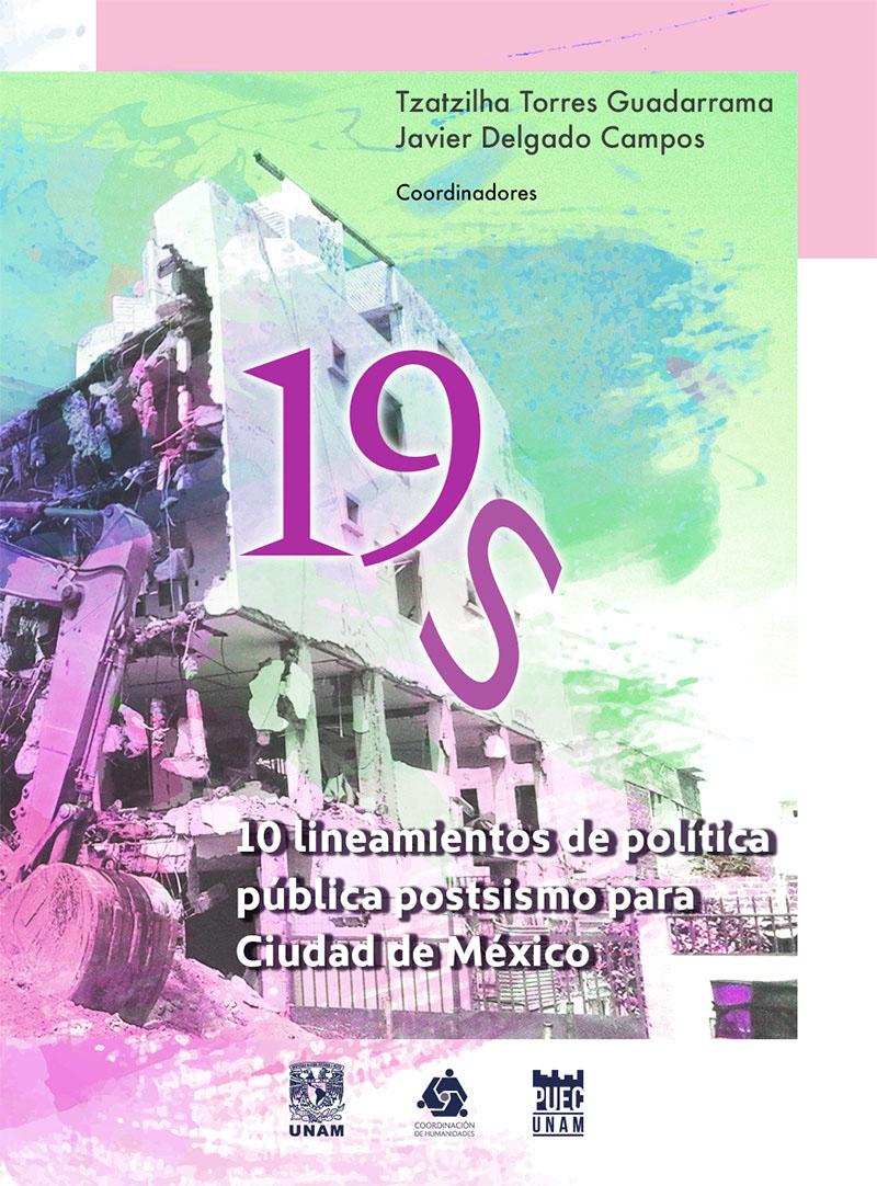 19S. 10 lineamientos de política pública postsismo para Ciudad de México