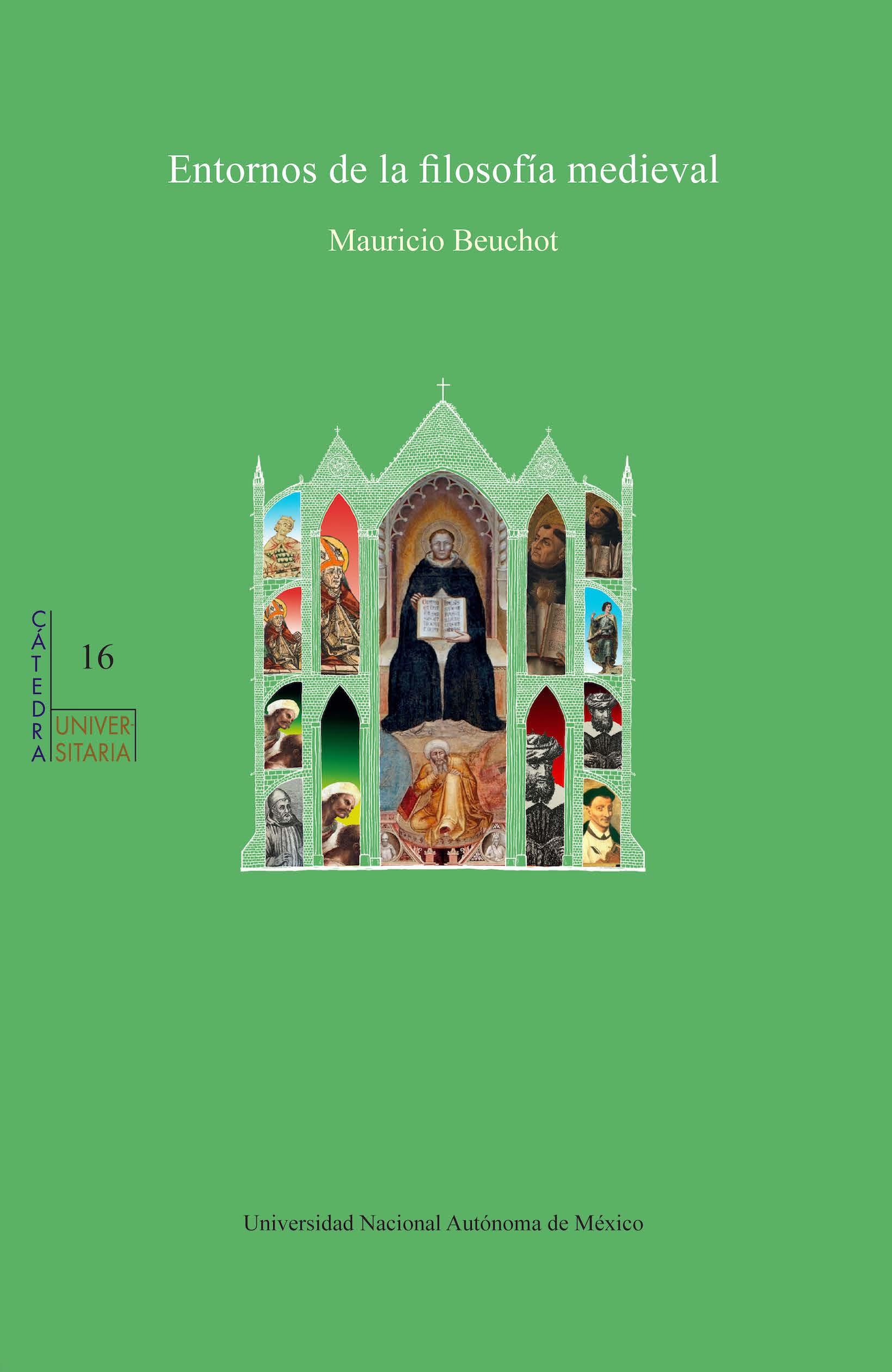 Entornos de la filosofía medieval