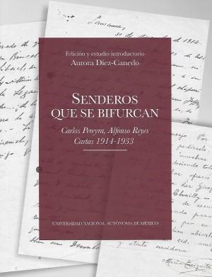 Senderos que se bifurcan. Carlos Pereyra, Alfonso Reyes. Cartas 1914-1933