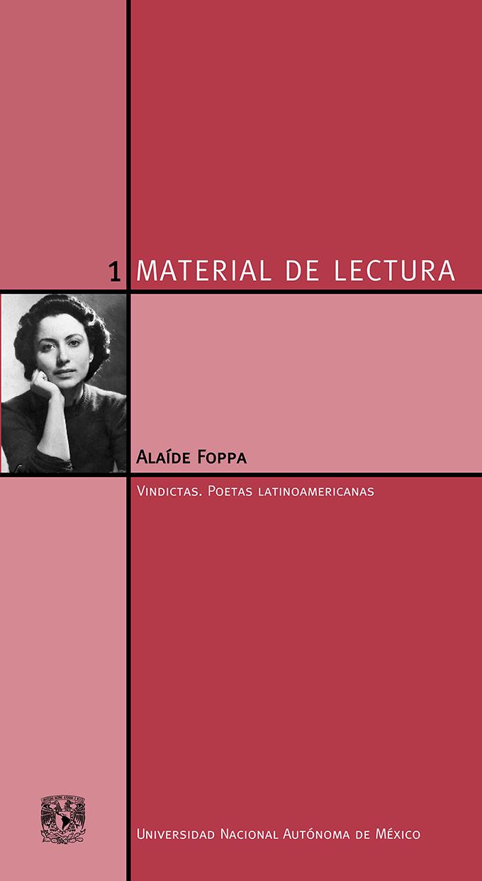 Alaíde Foppa. Material de Lectura