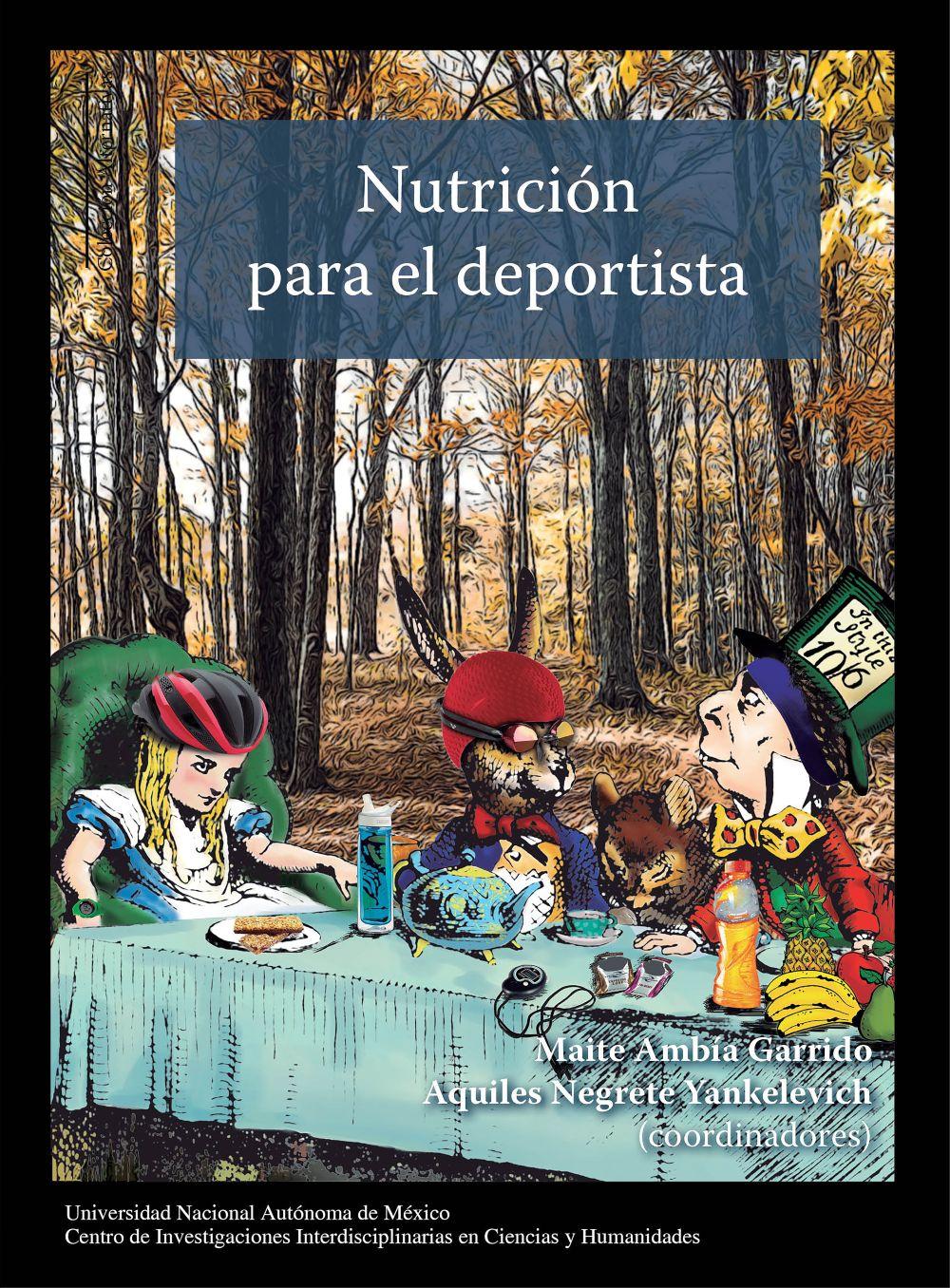 Nutrición para el deportista