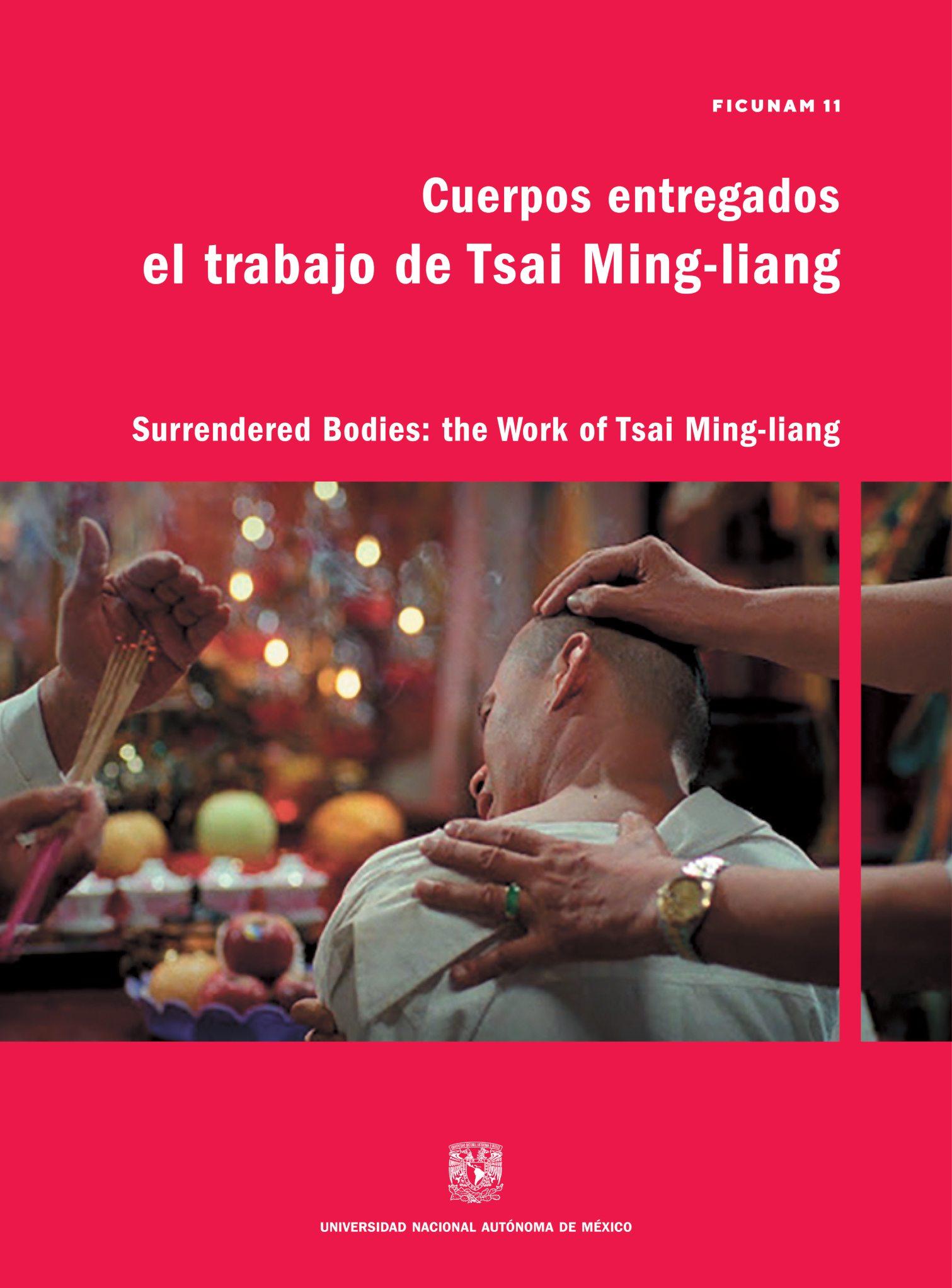 Cuerpos entregados el trabajo de Tsai Ming-liang