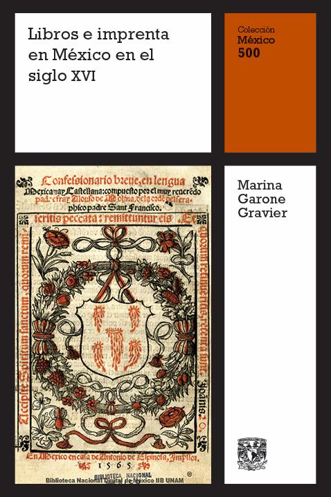 Libros e imprenta en México en el siglo XVI, vol. 13