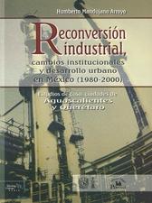 Reconversión industrial, cambios institucionales y desarrollo urbano en México 1980-2000. Estudios