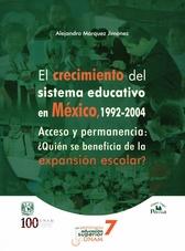 El crecimiento del sistema educativo en México, 1992-2004