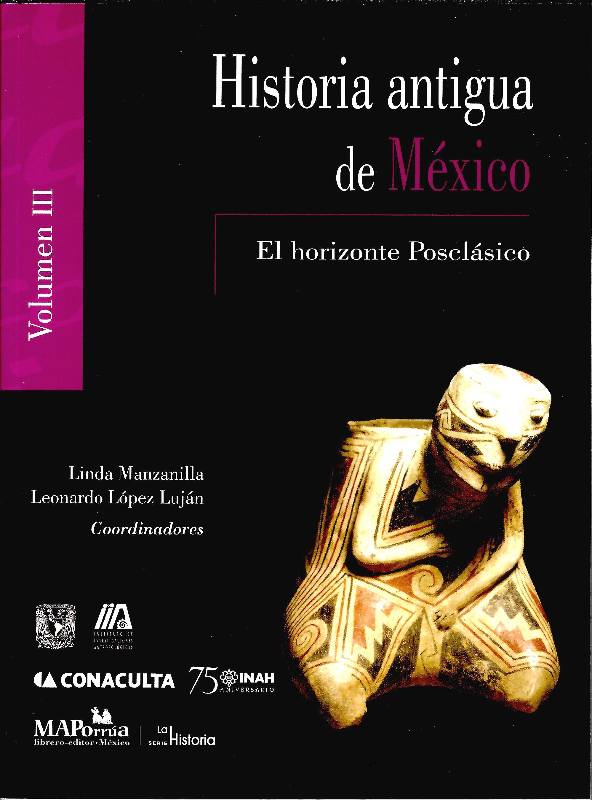 Historia antigua de México Vol.III