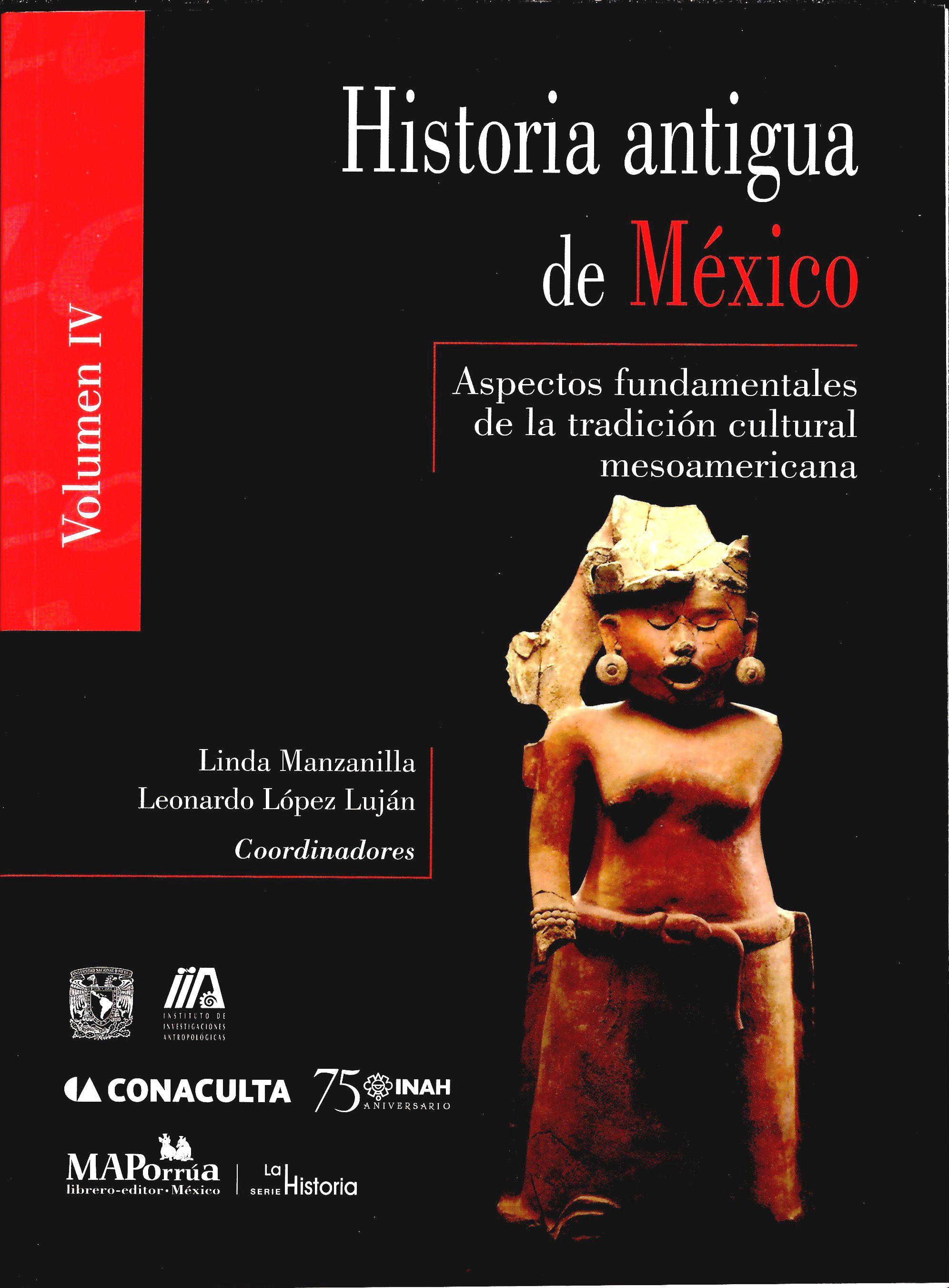 Historia antigua de México Vol.IV