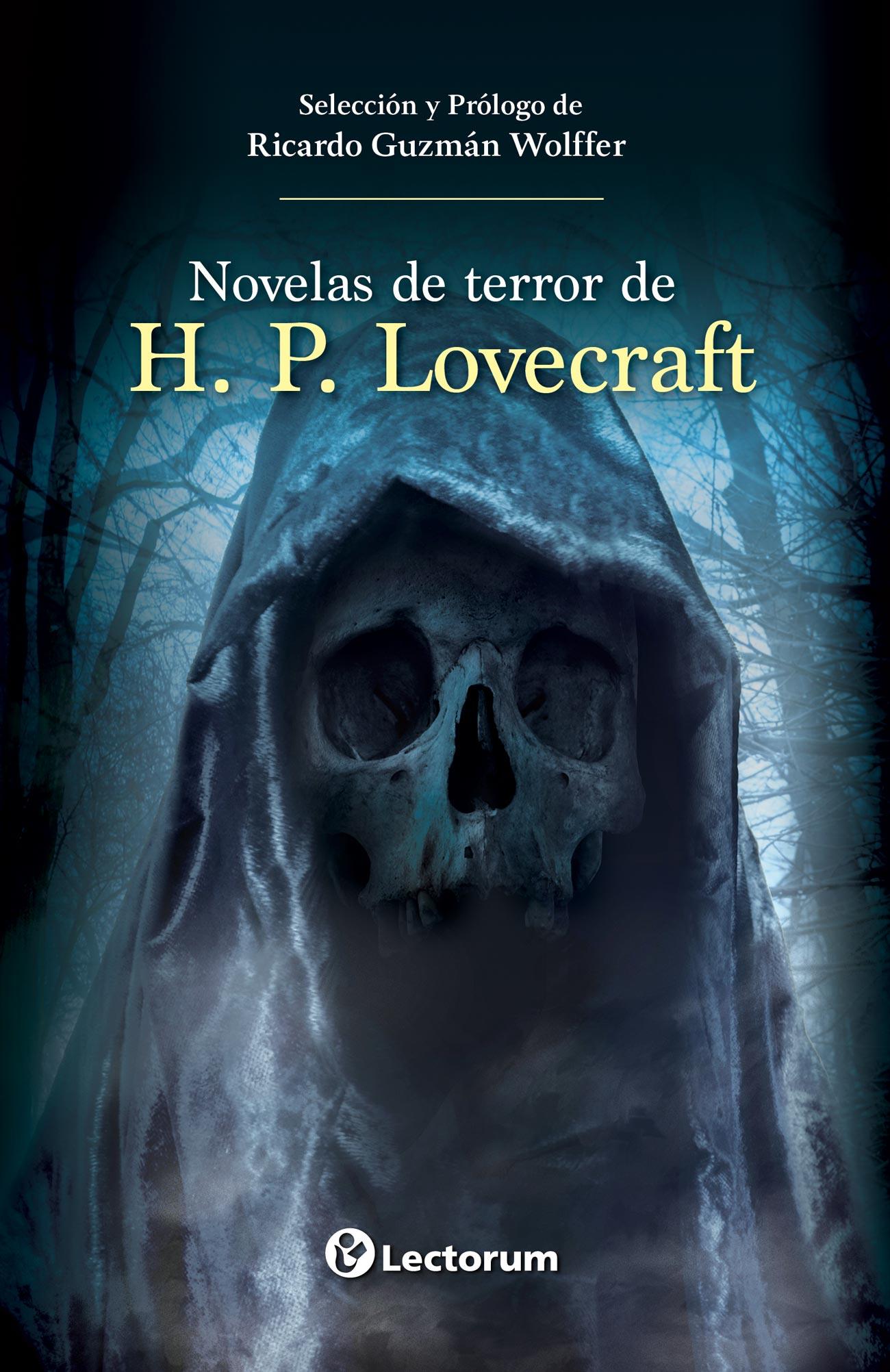 Novelas de terror de H.P. Lovecraft
