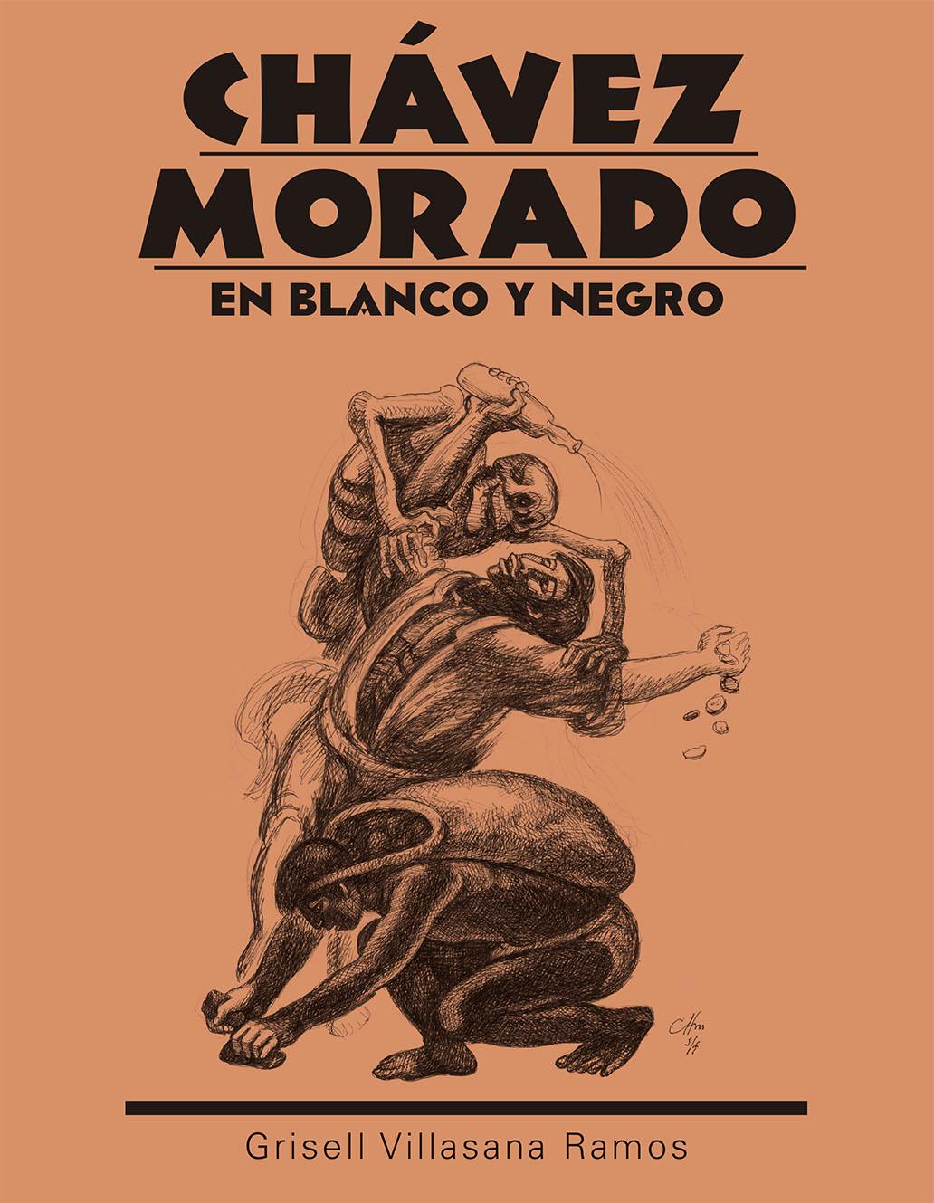 Chávez Morado en blanco y negro