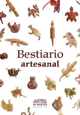Bestiario artesanal #133 Revista Artes de México