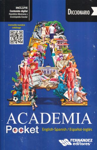 Diccionario Academia Pocket