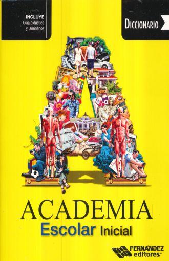 Diccionario Academia Inicial