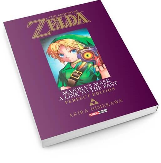 The legend of Zelda. Majora´s mask a link to the past