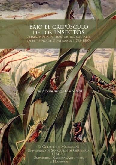Bajo el crepúsculo de los insectos