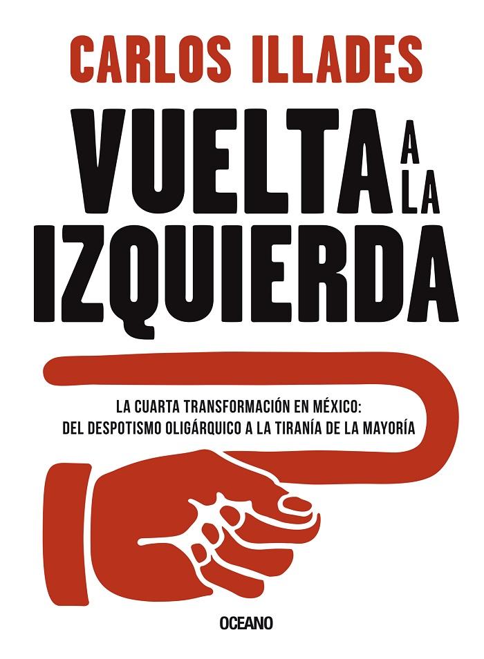 Vuelta a la izquierda. La cuarta transformación en México: del despotismo oligárquico a la tiran