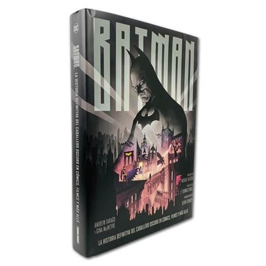 Batman la historia definitiva del caballero oscuro