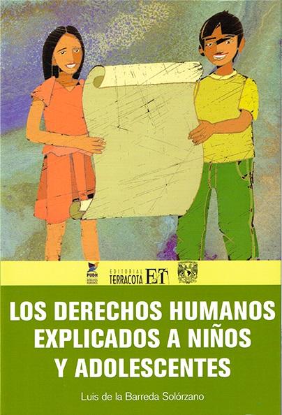 Los derechos humanos explicados a niños y adolescentes