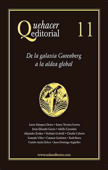 Quehacer editorial 11