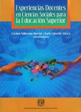 Experiencias docentes en ciencias sociales para la educación superior