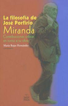 La filosofía de José Porfirio Miranda