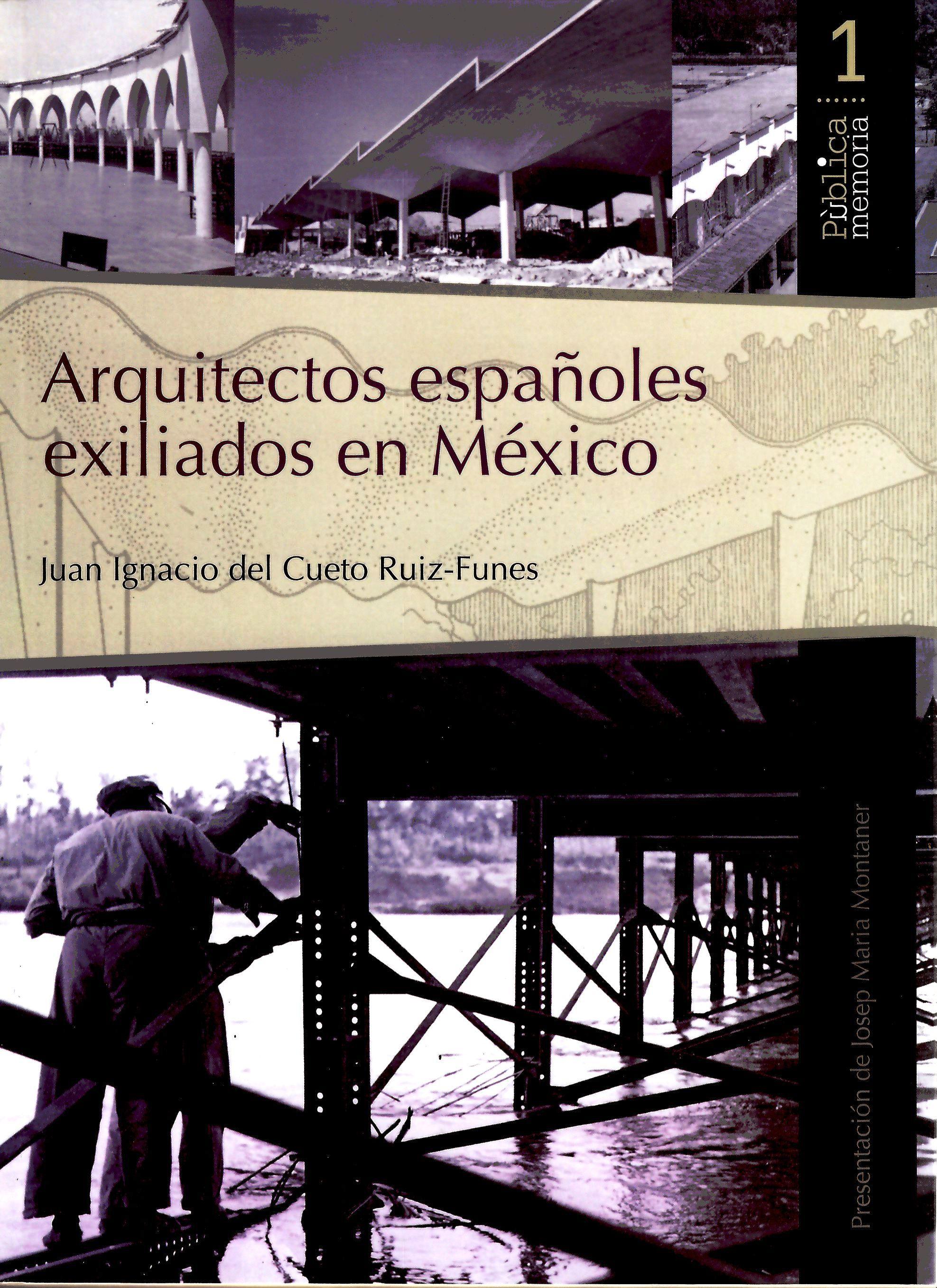 Arquitectos españoles exiliados en México