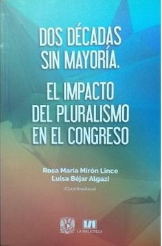 Dos décadas sin mayoría. El impacto del pluralismo en el Congreso