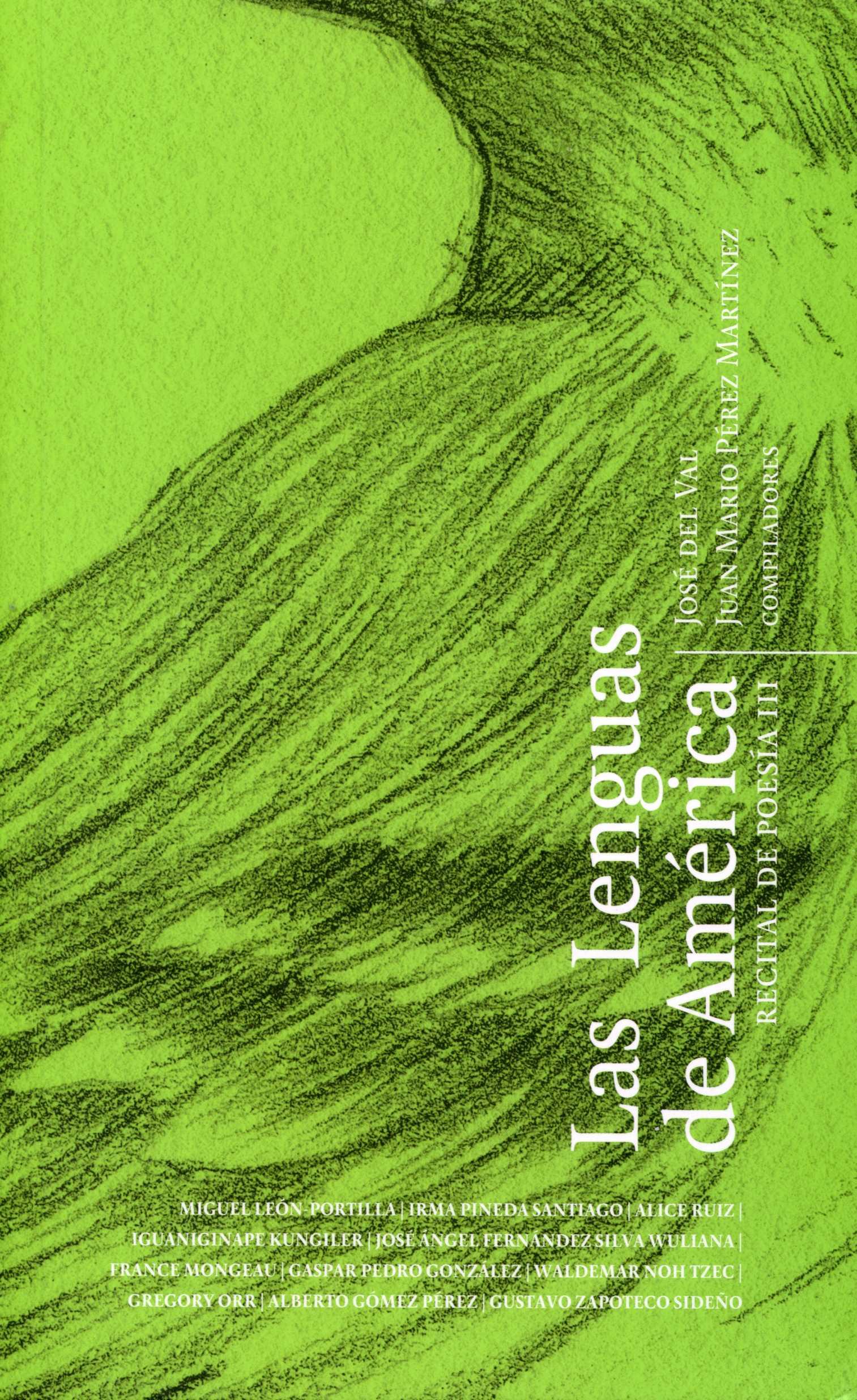 Las lenguas de América. Recital de poesía III