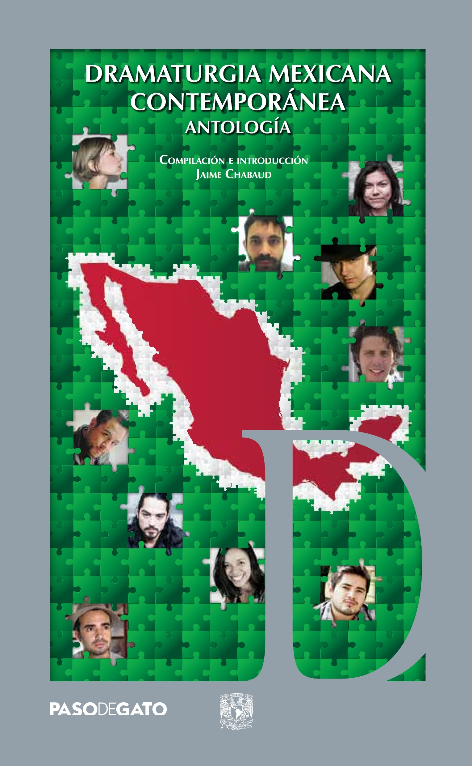 Dramaturgia mexicana contemporánea: antología I
