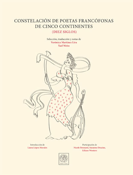 Constelación de poetas francófonas de cinco continentes
