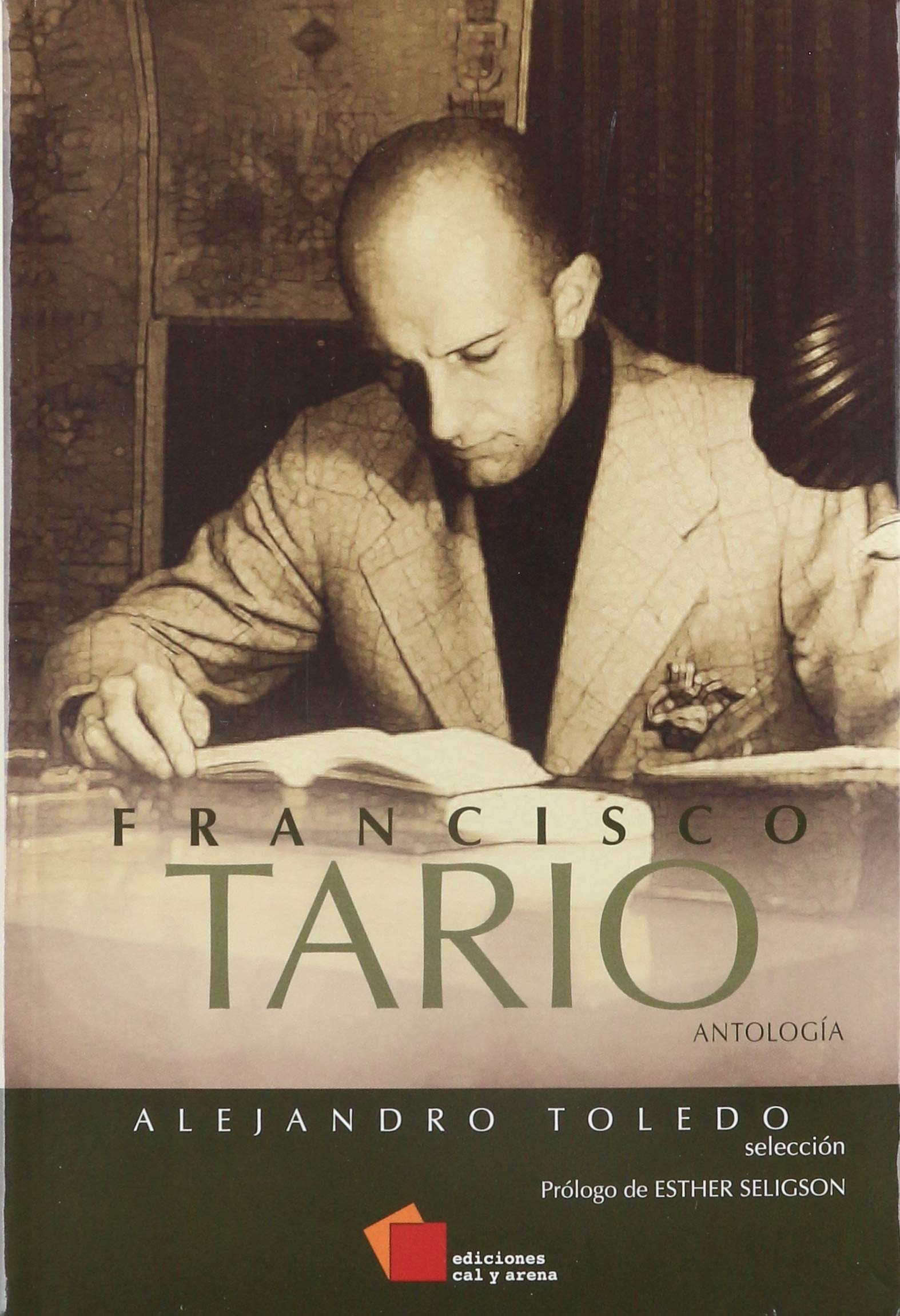 Francisco Tario.  Antología