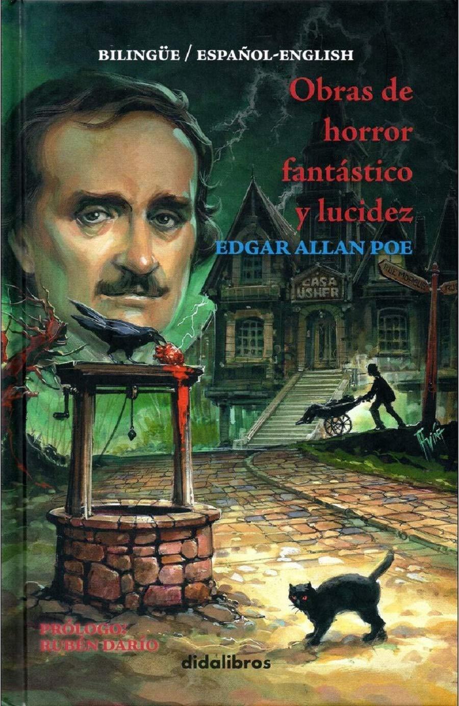 Obras de horror fantástico y lucidez (p.d.)