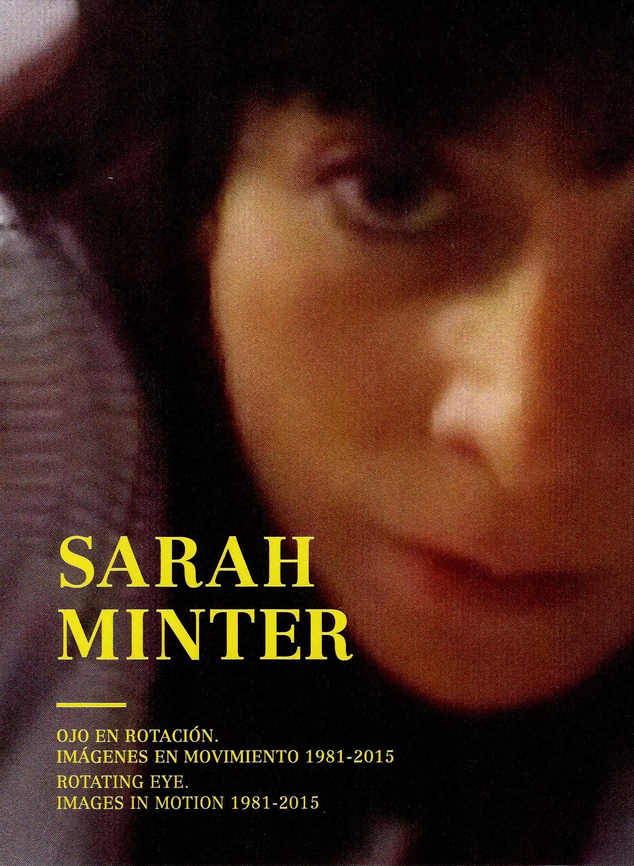 Sara Minter. Ojo en rotación. Imágenes en movimiento, 1981-215-Rotating eye. Images in motion, 1981-215