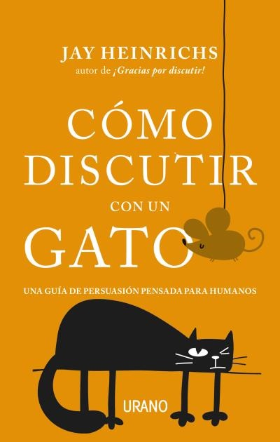 Como discutir con un gato
