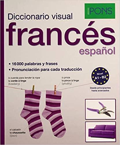 Diccionario visual, francés-español