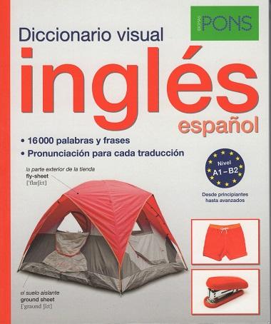 Diccionario visual, inglés-español