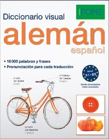 Diccionario visual, aleman-español