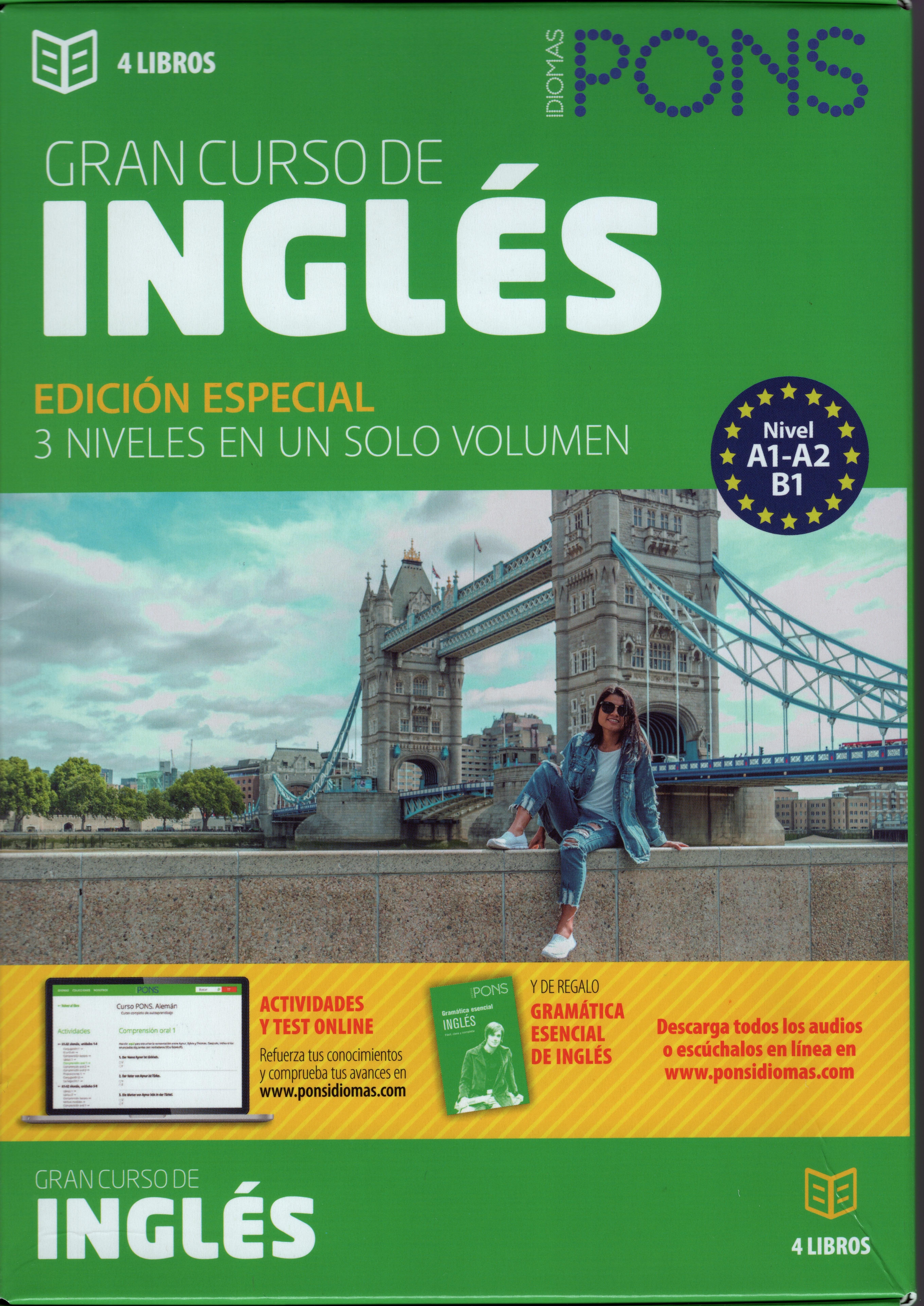 Gran curso Pons inglés latam
