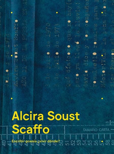 Alcira Soust Scaffo. Escribir poesía ¿vivir dónde?