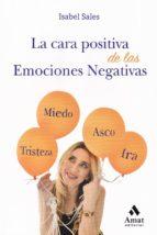 Cara positiva de las emociones negativas