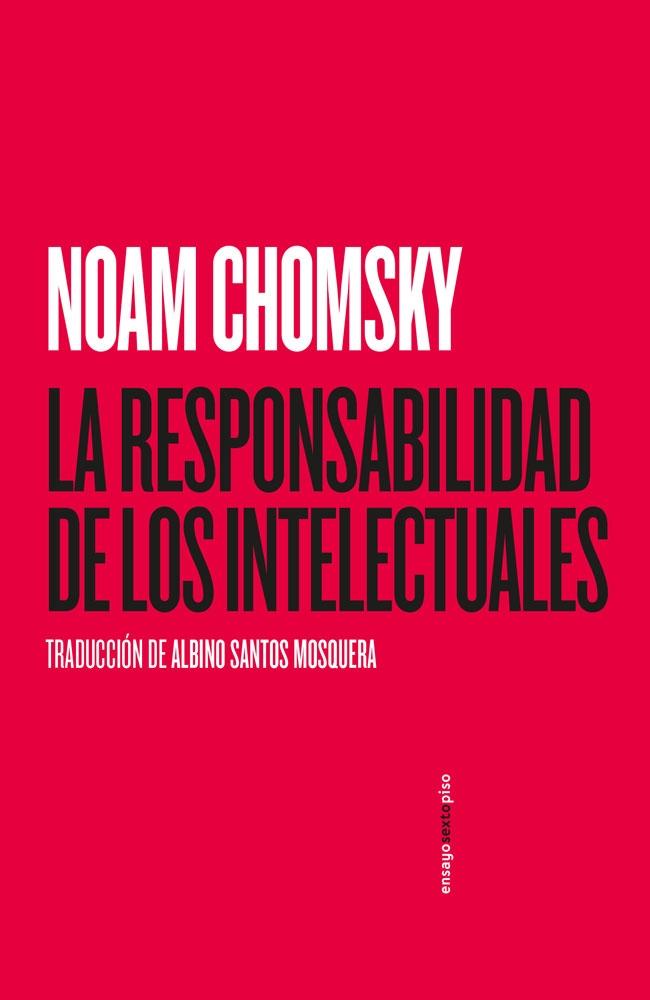 Responsabilidad de los intelectuales, La