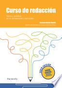 Curso de redacción, teoría y práctica de la composición y del estilo XXXIV Edición, 2018