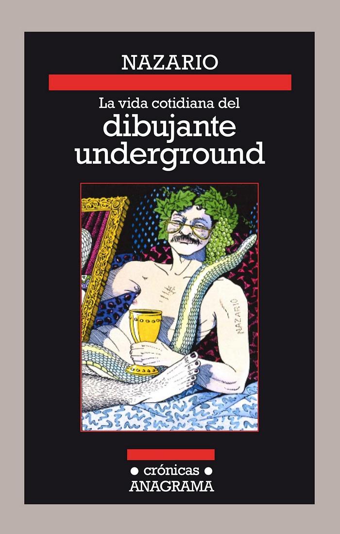 Vida cotidiana del dibujante underground, La
