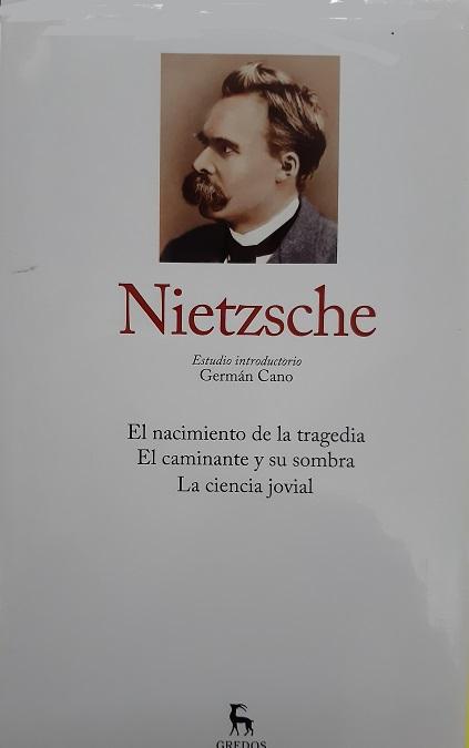 Nietzsche. El nacimiento de la tragedia