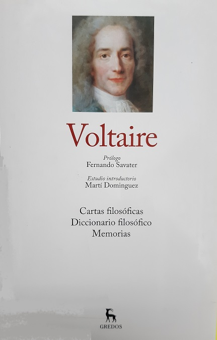 Voltaire. Cartas filosóficas