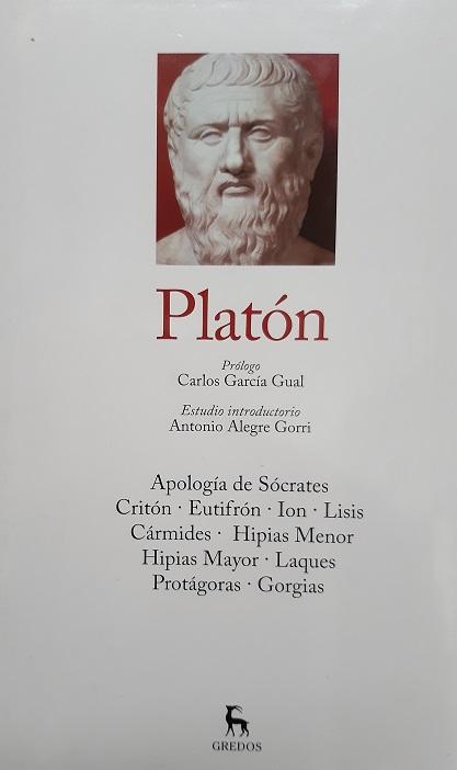 Platón. Apología de Sócrates