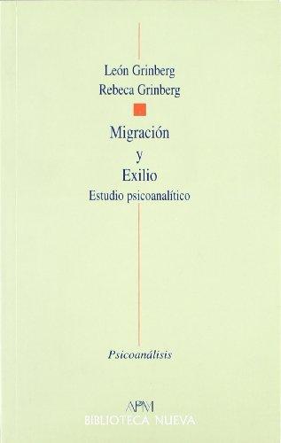 Migracion y exilio