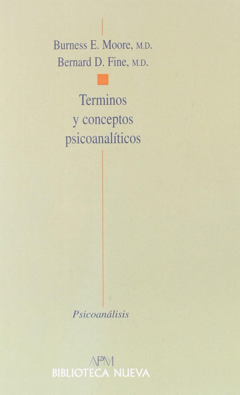Terminos y conceptos del psicoanalisis