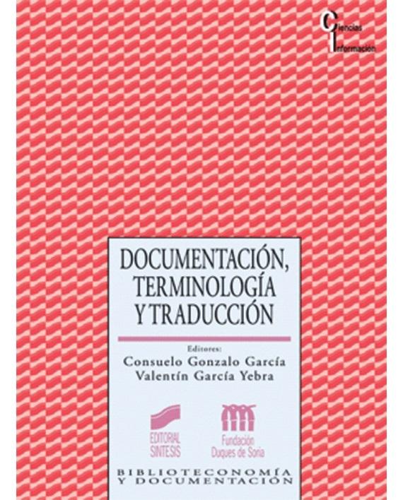 Documentación, terminología y traducción