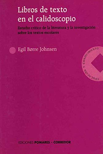 Libros de texto en el calidoscopio