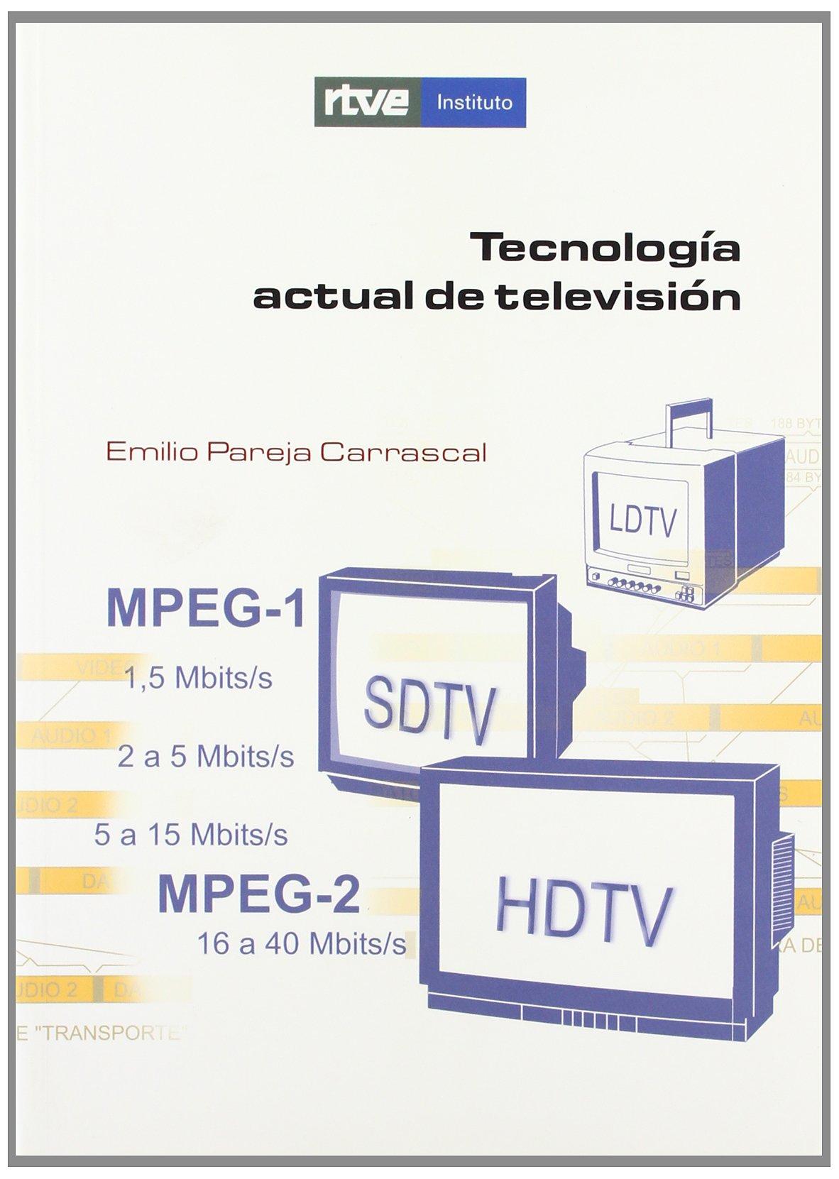 Tecnología actual de televisión